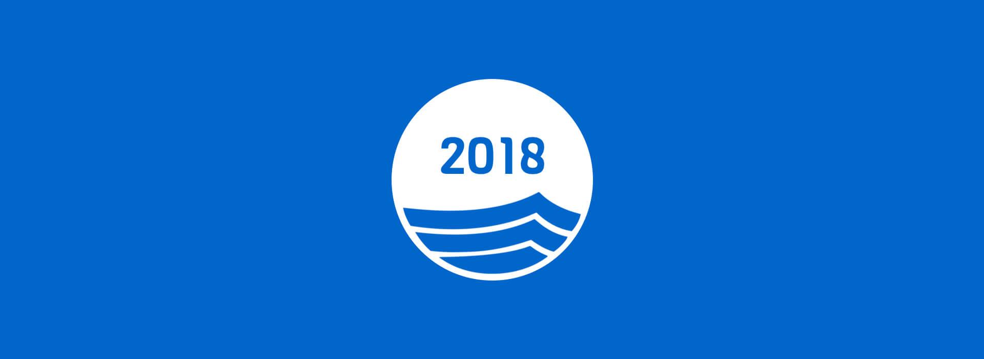 Playas con bandera azul 2018 en Sanxenxo