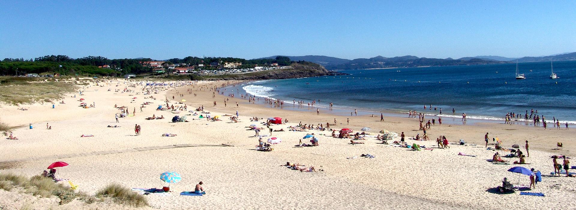 Sanxenxo es la localidad con más banderas azules de toda España