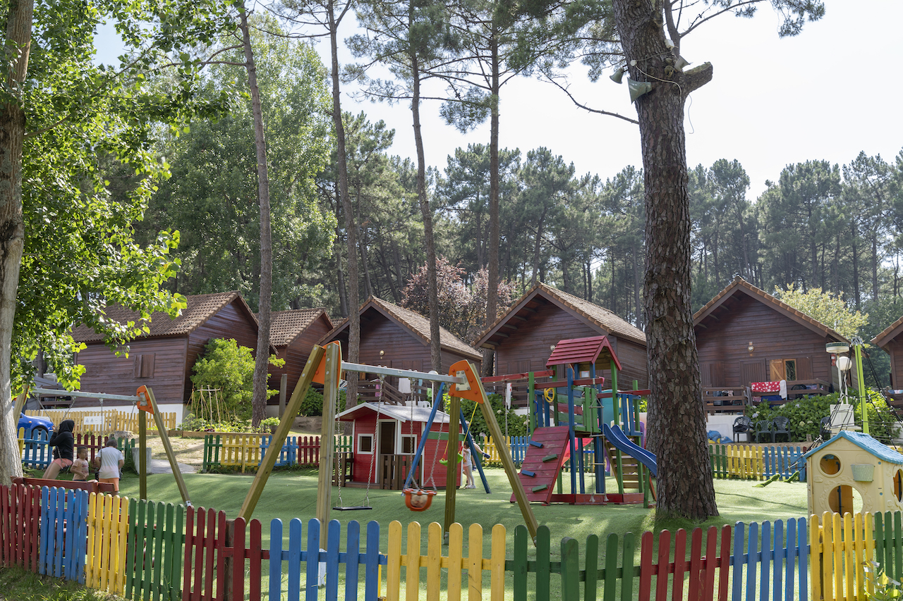 camping Cachadelos Parque Infantil